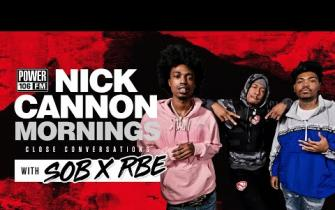 SOB X RBE Speak On Being Underdog Black Rappers & Struggles As A Group From The Bay