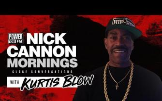 Kurtis Blow on Being A Hip-Hop Pioneer, New Artists Paying A Hip Hop Tax + More
